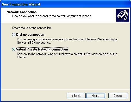 Configure Virtual Private network For Windows XP Using SUPERFREEVPN.com service